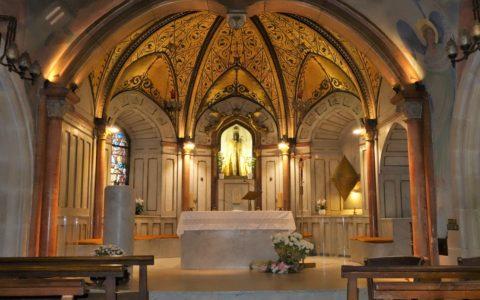 Choeur du sanctuaire