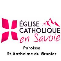 Logo de la paroisse de St Anthelme du Granier